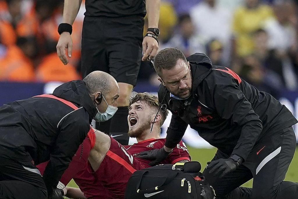 Kecederaan Elliott bayangi kemenangan Liverpool, Ronaldo gegar Old Trafford