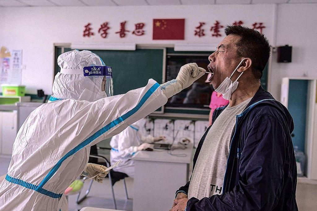 China lapor 49 kes baru, ujian Covid-19 dipergiat