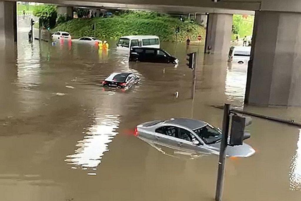 Sistem bijak dipertingkat mampu ramal hujan lebih tepat