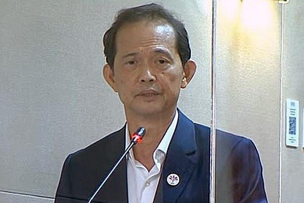 Shanmugam persoal NCMP Leong tumpu pada Ceca saja