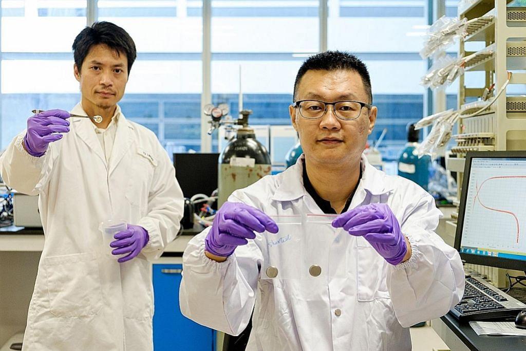 Cipta teknologi elak bateri PMD terbakar semasa dicas