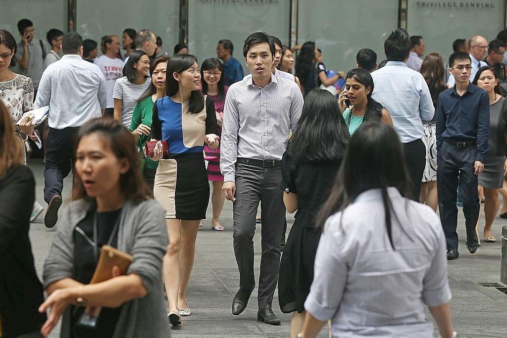 SG terus tangani kelemahan ekon terbuka, bantu pekerja terjejas CARA PEMERINTAH SINGAPURA KAWAL KEMASUKAN BAKAT ASING