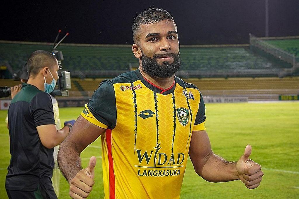 Aidil Sharin bawa Kedah terbang tinggi lagi