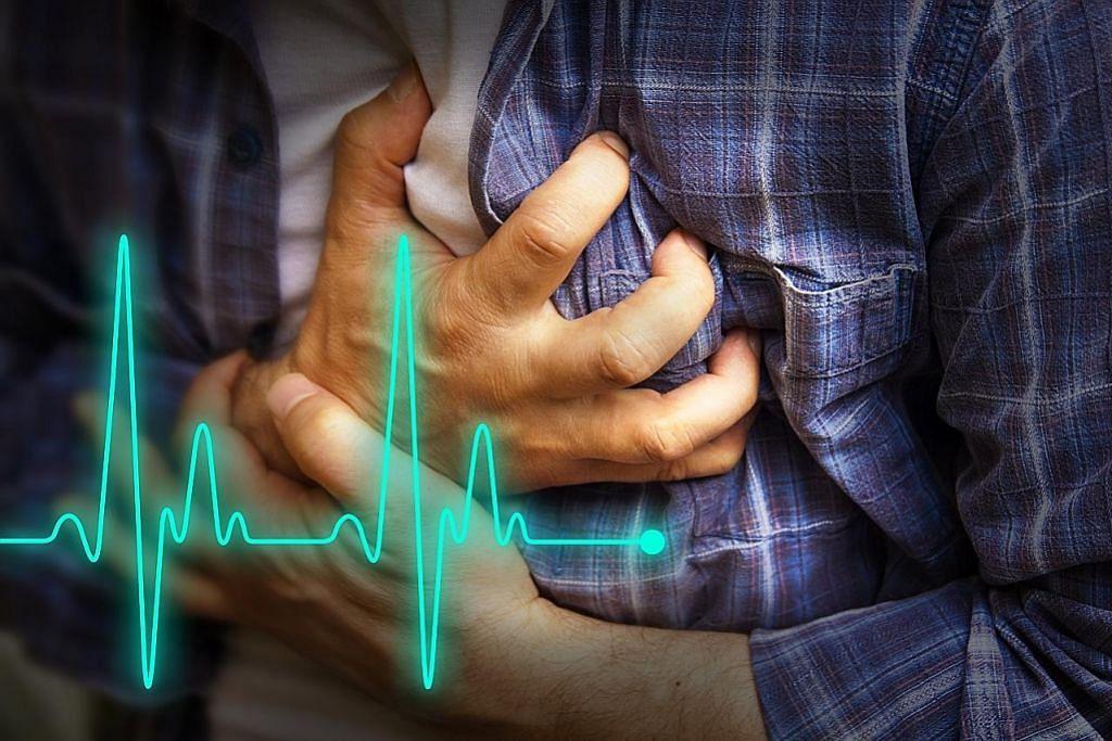 Adakah serangan jantung selalu disertai dengan sakit dada?