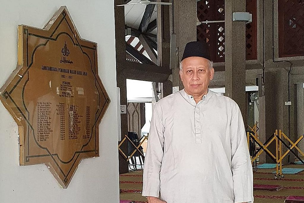 RENCANA RENUNGAN JUMAAT Jurutera sudah 30 tahun jadi relawan masjid