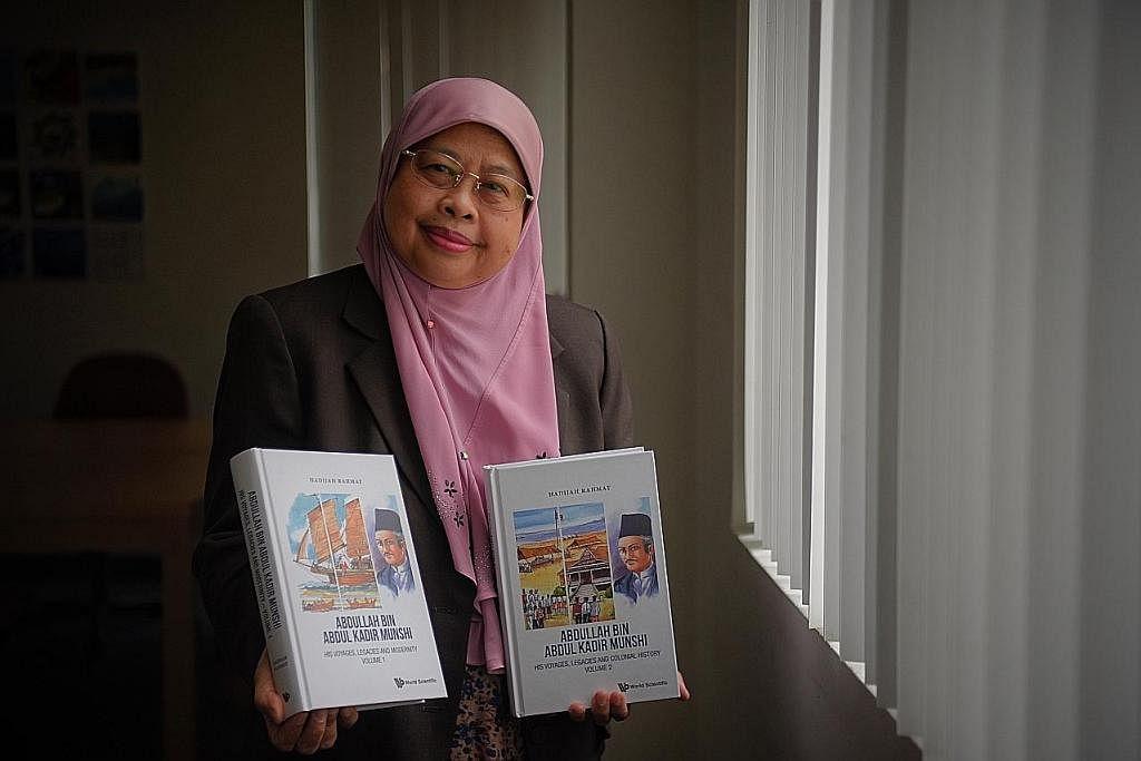 Jejak warisan Munshi Abdullah dan khazanah persuratan Melayu