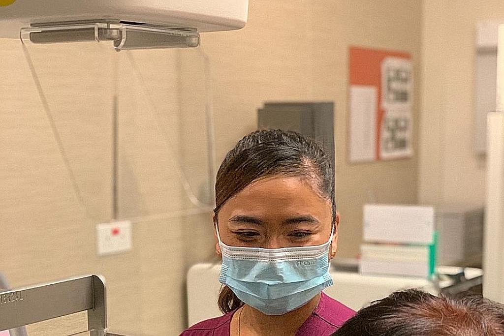 Uji kebolehan tangani pelbagai kerenah pesakit