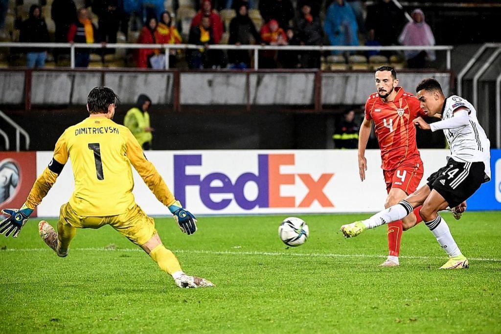 Jerman layak ke Piala Dunia 2022; Wales masih ada harapan