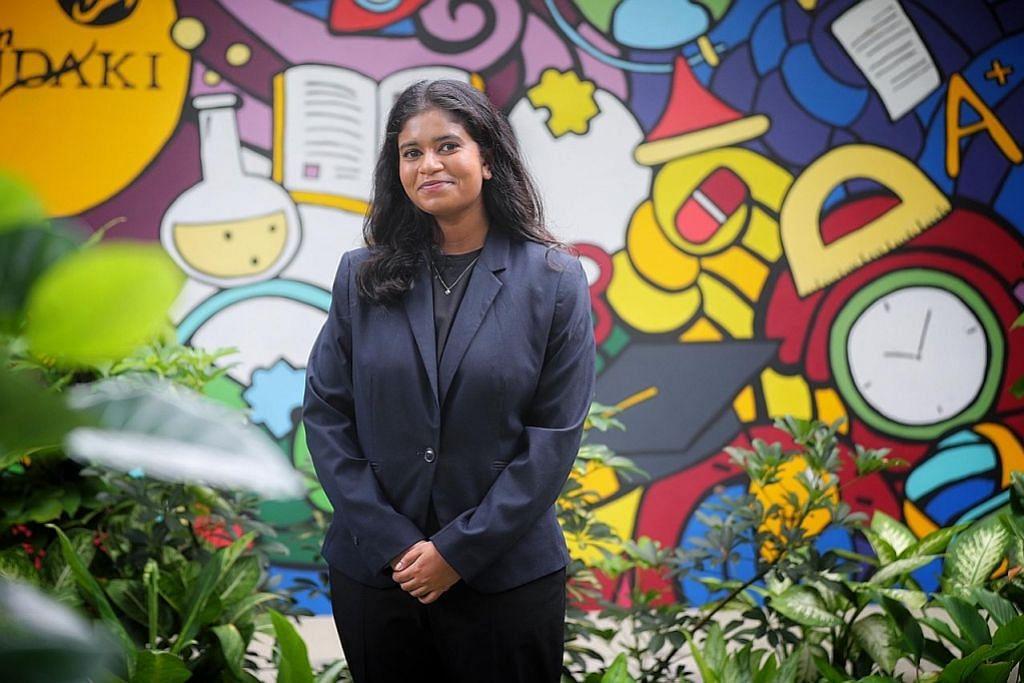 Cemerlang akademik, gemilang kerja amal ANTARA ANUGERAH MENDAKI TAHUN INI