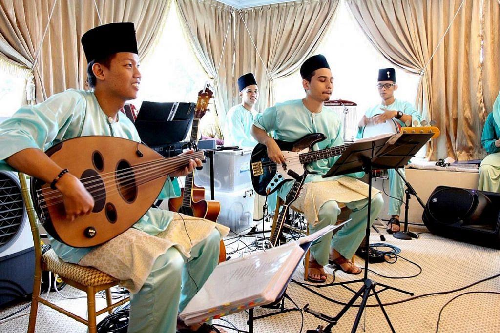 Penerimaan muzik kerohanian dalam masyarakat