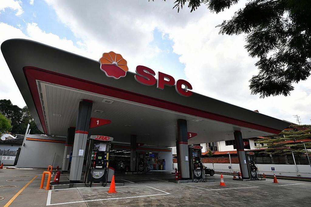SPC naikkan harga minyak petrol, tidak lagi paling murah di SG