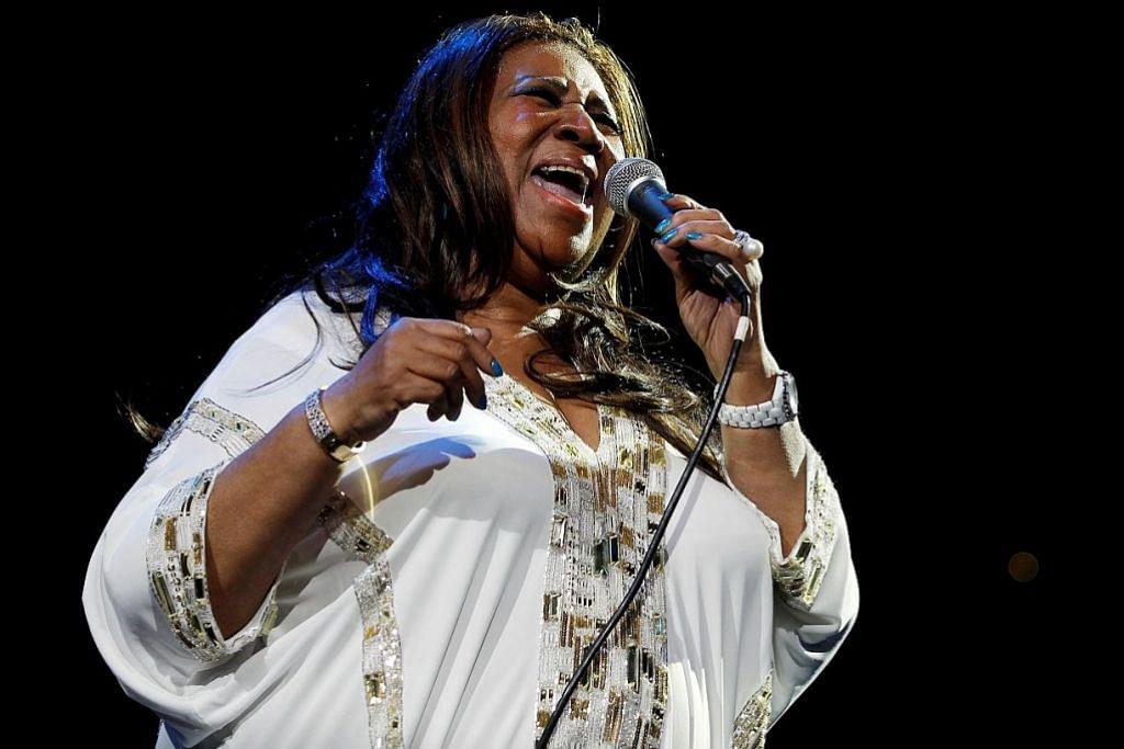 'Respect' sanjung perjuangan getir ratu soul, Aretha Franklin
