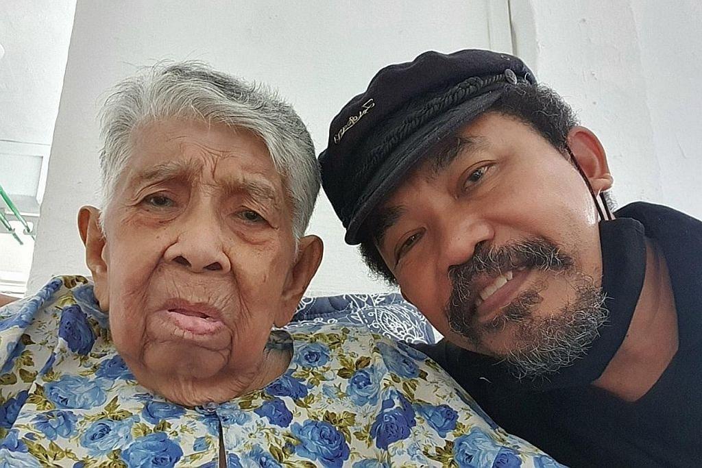 Lega ibu 93 tahun sudah divaksin, pulih selepas dijangkiti Covid-19