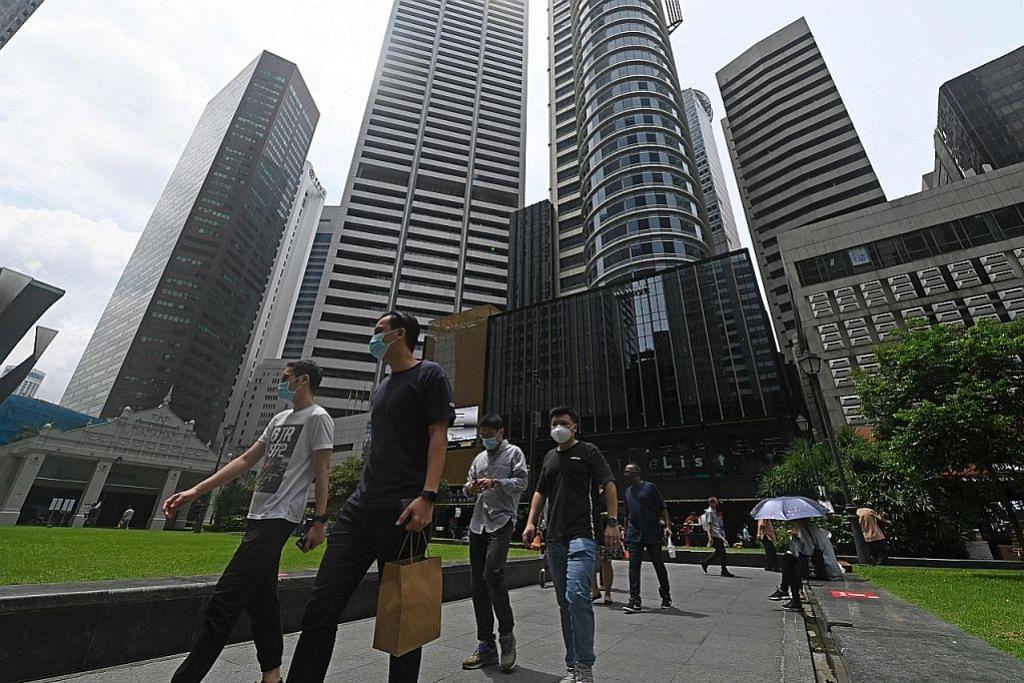 Pakar ekonomi swasta positif ekon S'pura boleh tumbuh 6-7% tahun ini