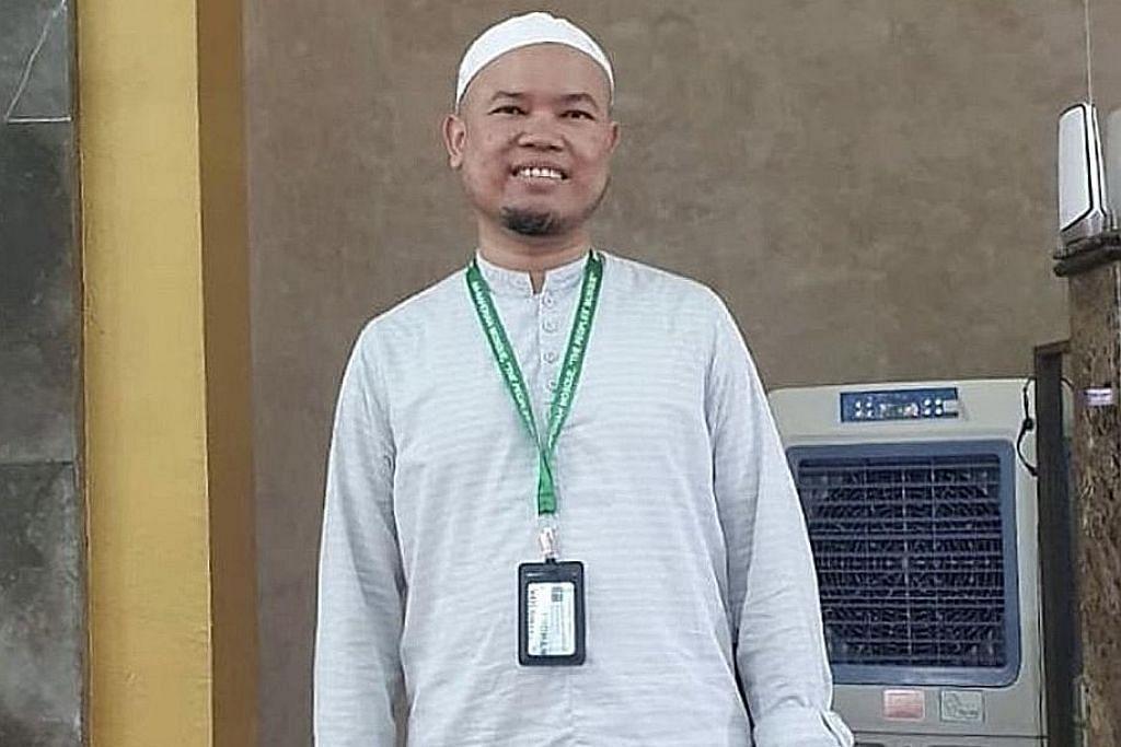Ikut jejak arwah bapa berbakti kepada masjid
