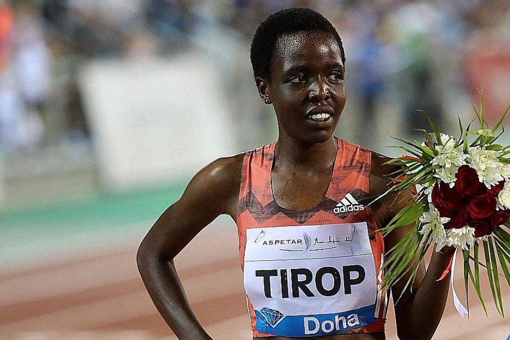 Atlet Kenya ditemui mati ditikam; suami dicari polis