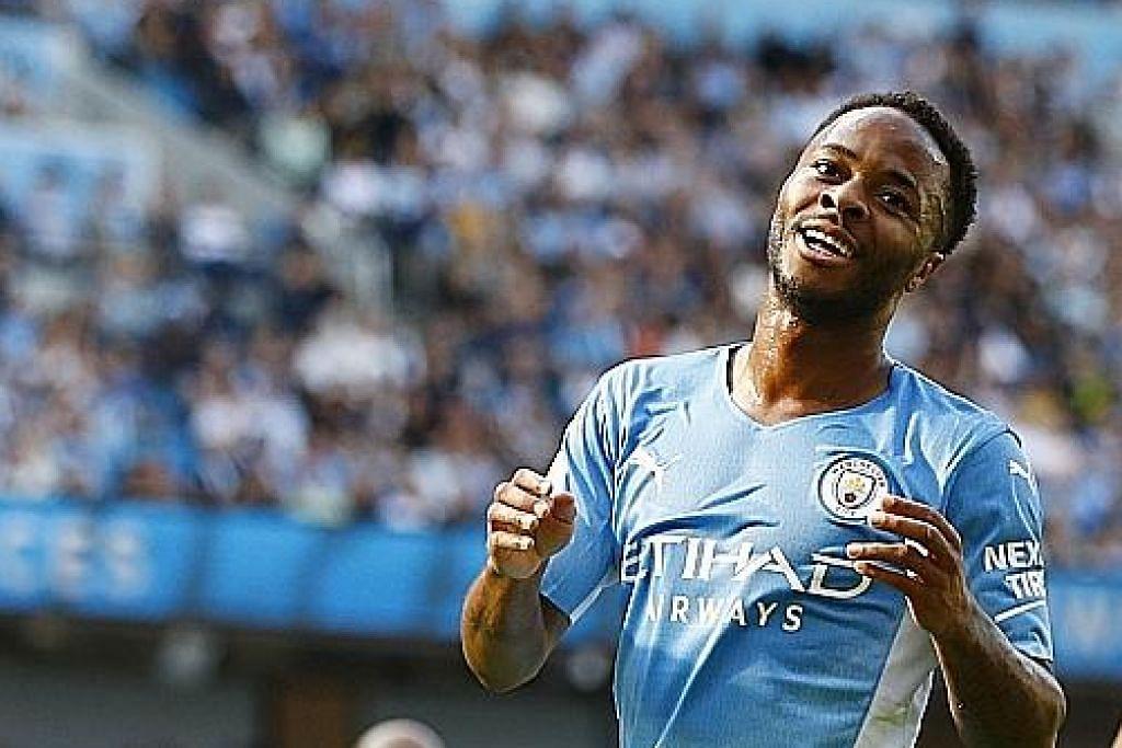 Sterling terbuka tinggalkan Man City, aksi di luar England