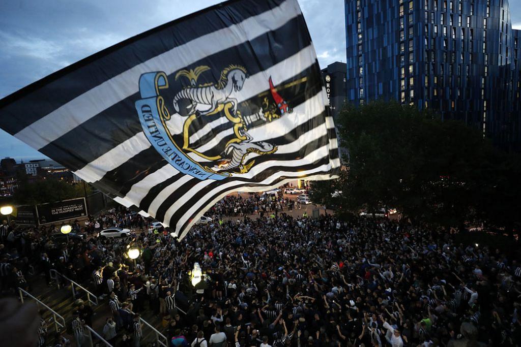 Newcastle mahu handal... tiru revolusi Man City