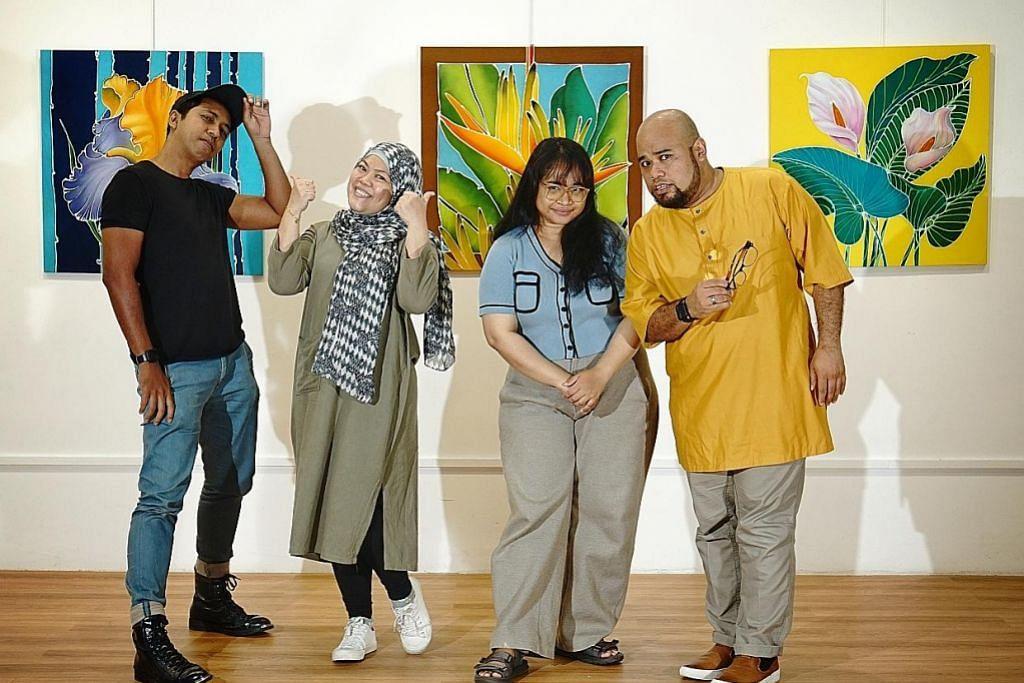Rewang anak seni demi 'jiwa' teater Melayu