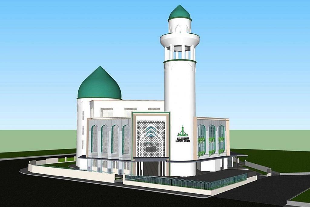 Masjid bukan sahaja tempat ibadah bahkan pusat perluas ilmu