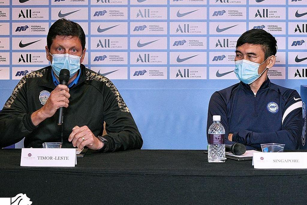 Aksi di padang sendiri kunci S'pura mara ke Piala Asia AFC-U23