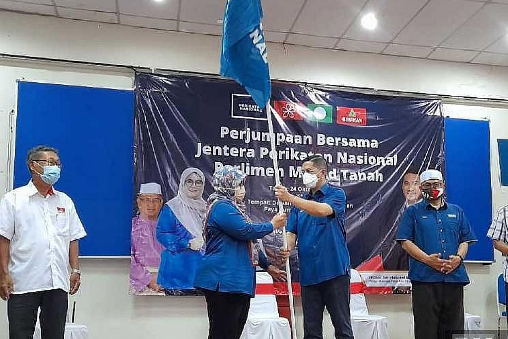 Kerjasama Umno, PAS, Bersatu di Melaka masih jadi tanda tanya