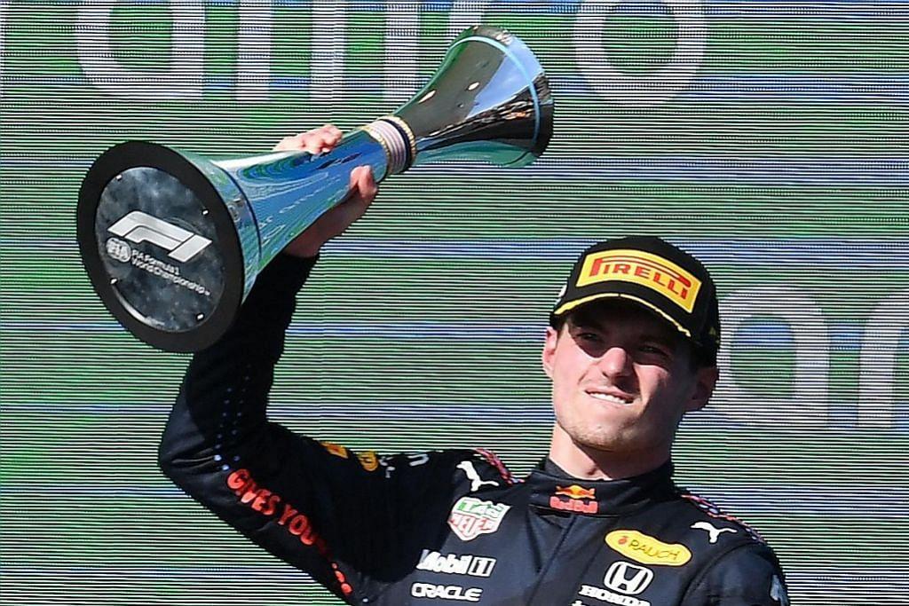 Verstappen juara di AS dalam perlumbaan sengit bersama Hamilton