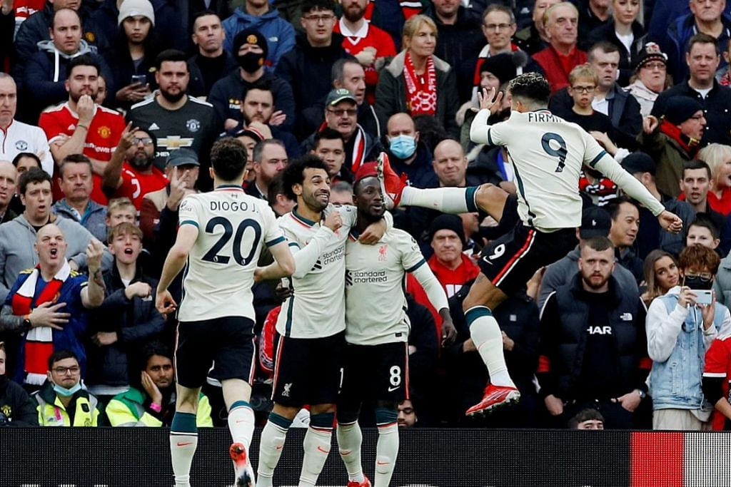 'Klopp punca Liverpool buli United'