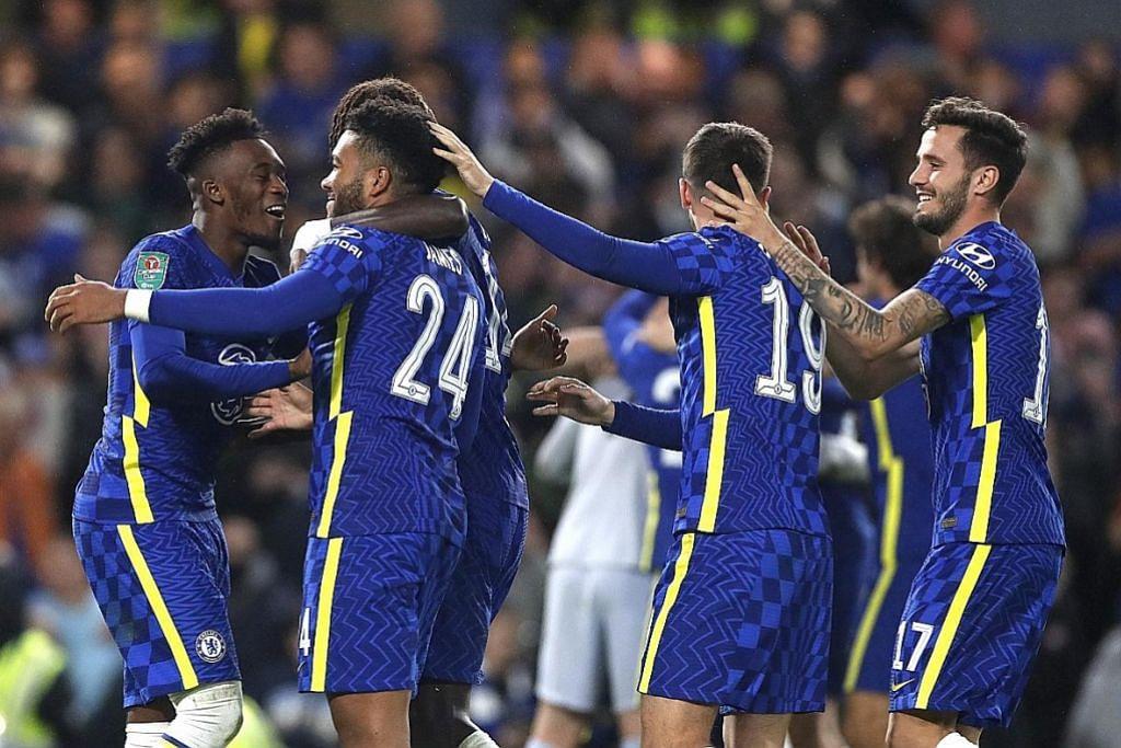 Chelsea teruskan prestasi cemerlang awal musim